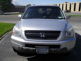 2005 Honda Pilot EXL/RES Original Owner Great Condion image 1