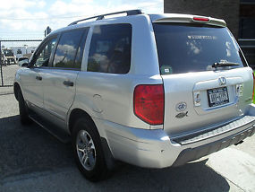 2005 Honda Pilot EXL/RES Original Owner Great Condion image 2