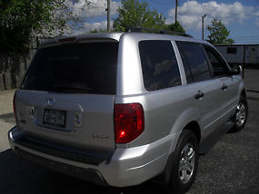 2005 Honda Pilot EXL/RES Original Owner Great Condion image 3