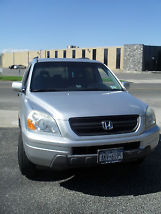 2005 Honda Pilot EXL/RES Original Owner Great Condion image 4