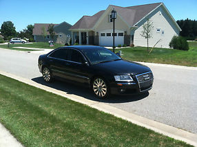2007 Audi A8 Quattro Base Sedan 4-Door 4.2L image 7