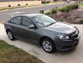 Holden Cruze 2010 Diesel 5spd Manual