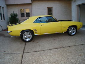 1969Chevrolet Camaro - 505CI - 670 Hoursepower - Totally Restored