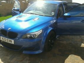 bmw m5 replica .stunning car you wont find another like it.