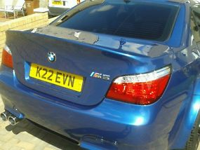 bmw m5 replica .stunning car you wont find another like it. image 2