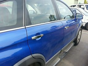Holden Captiva LX Diesel Turbo 4WD No Reserve image 3