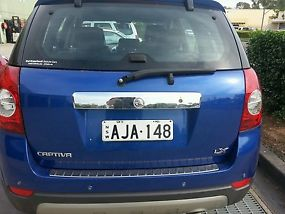 Holden Captiva LX Diesel Turbo 4WD No Reserve image 4