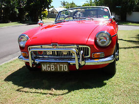 MGB MKII Roadster 1970 1.8L 4speed Manual + Overdrive image 4