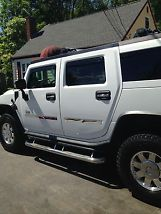 2003 HUMMER H2 ONE OF A KIND DRIVE ANYWHERE BEAUTIFUL AND RIDES AND RUNS LIKE NE image 4