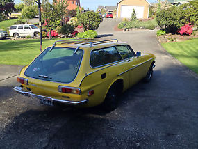 Volvo 1800es yellow, restorable project, very detailed records, p1800, overdrive image 2