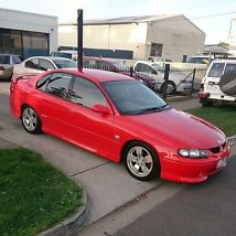 Holden Commodore SS (2001) 4D Sedan 6 Spd Manual (5.7L - Multi Point F/INJ)...