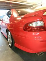 Holden Commodore SS (2001) 4D Sedan 6 Spd Manual (5.7L - Multi Point F/INJ)... image 3