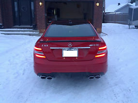Mercedes-Benz : C-Class C63 AMG 507 EDITION image 1