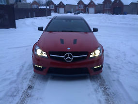 Mercedes-Benz : C-Class C63 AMG 507 EDITION image 5