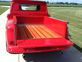 1962 chevy step side pickup image 2