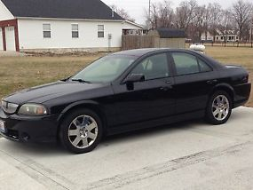 2004 lincoln ls lse with sprt package low miles. Black Bedroom Furniture Sets. Home Design Ideas