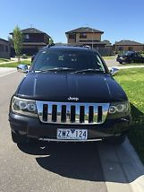 Jeep Grand Cherokee V8 (4x4) (2005) 4D Wagon Automatic
