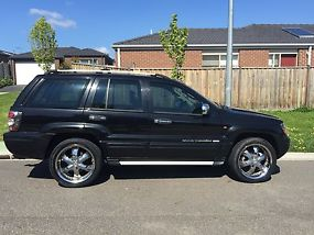 Jeep Grand Cherokee V8 (4x4) (2005) 4D Wagon Automatic  image 4