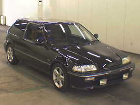 EF2 25X JDM Honda Civic 1.5 Dual Carb 1989 five speed manual arriving from Japan
