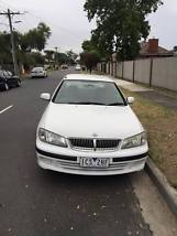 Pulsar ST PLUS 2003 4D Sedan Automatic (1.8L - Multi Point F/INJ) 5 Seats