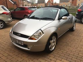 2005 Ford Streetka Convertible Silver Only 35k Miles