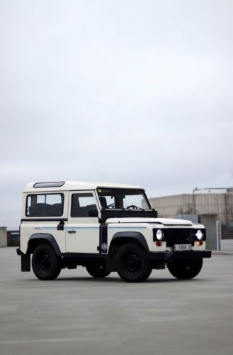 1980 Land Rover Defender Santana 88