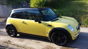 Mini Cooper 1.6 3dr Hatchback