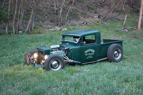 1931 Ford Model A Pickup, Hot Rod, Rat Rod