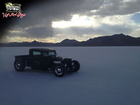 1931 Ford Model A Pickup, Hot Rod, Rat Rod image 3