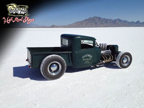 1931 Ford Model A Pickup, Hot Rod, Rat Rod image 4