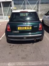 Mini Cooper 2002 1.6 petrol. spares or repair image 3