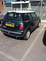 Mini Cooper 2002 1.6 petrol. spares or repair image 4