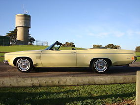 1971 Oldsmobile Delta 88 Convertible image 3