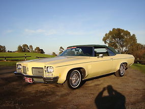 1971 Oldsmobile Delta 88 Convertible image 8