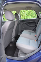 Ford Focus 2007 1.6 TDCi Blue [110] Very Good Condition image 1