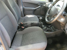 2002 FORD FOCUS LX TDCI BLUE image 5