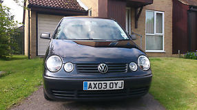 Volkswagen VW Polo SDI 2003, 99.7K, Great Condition. HPI Checked. image 1