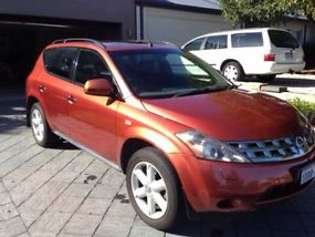2005 Nisssan Murano Ti Z50 For Sale To Buy Gold Coast Queensland Australia