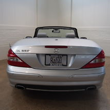 2008 Mercedes-Benz SL550 Base Convertible 2-Door 5.5L image 5