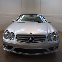 2008 Mercedes-Benz SL550 Base Convertible 2-Door 5.5L image 6