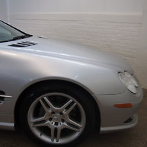 2008 Mercedes-Benz SL550 Base Convertible 2-Door 5.5L image 7