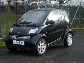 SMART CITY COUPE 34000 MILES NOVEMBER 2014 M.O.T image 5