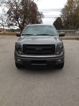 2013 Ford F-150 FX4 Crew Cab Pickup 4-Door 3.5L