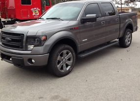 2013 Ford F-150 FX4 Crew Cab Pickup 4-Door 3.5L image 1