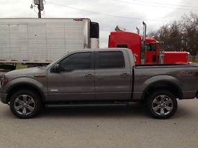 2013 Ford F-150 FX4 Crew Cab Pickup 4-Door 3.5L image 3