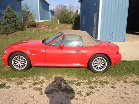 2000 BMW Z3 Roadster 2.8 Low Miles