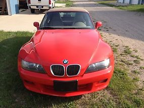 2000 BMW Z3 Roadster 2.8 Low Miles image 3