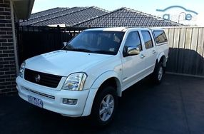 2003 Holden Rodeo RA LT
