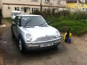 2003 MINI ONE SILVER image 1