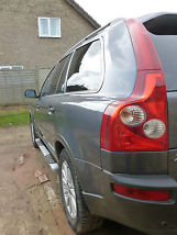 2005 VOLVO XC90 T6 EXECUTIVE AWD S-A GREY image 1
